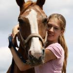 Klanten over paardrijlessen - Amber
